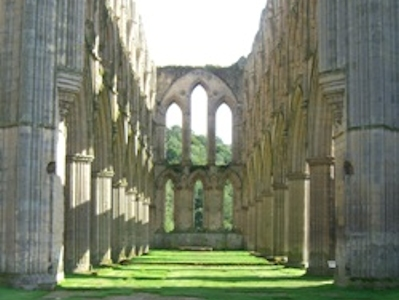 Rievaulx Abbey - a wonderful place to visit