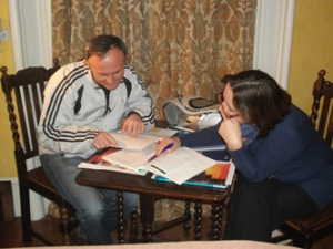Polishing business English skills with Shappie from Turkey